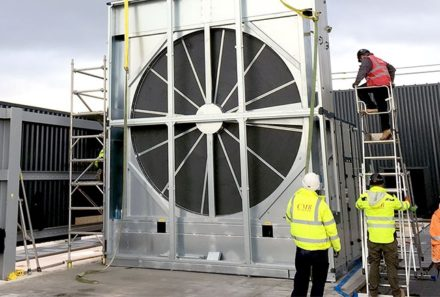Fan upgrades – an energy saving solution for existing buildings