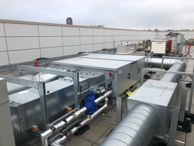 Therm-X MVHR - University Installation